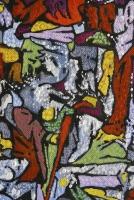 oil on canvas 65.5 x 50.5 cm